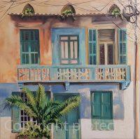 Lebanon Balcony