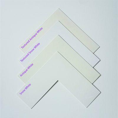 Cream colour mount card range