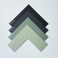 Grey mount colour range